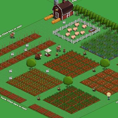 farmville çiftliği ve mazot desteği